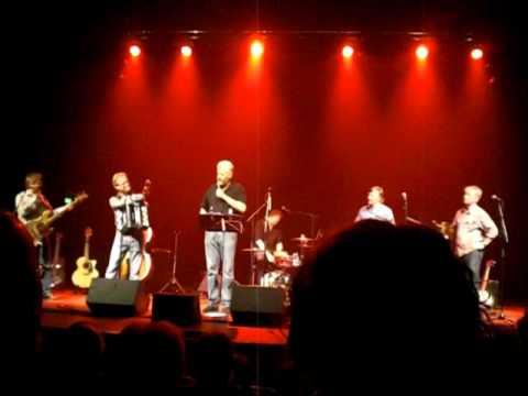 Ronny Eriksson och Euskefeurat kommer att uppträda på Sjömärkets brygga